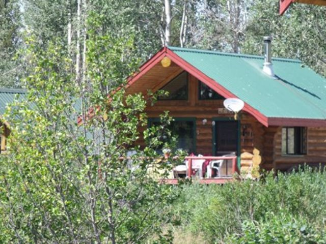 Loon cabin